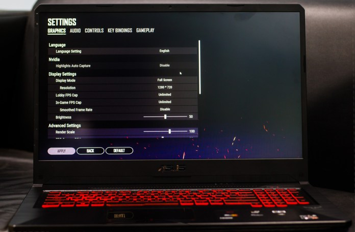 Asus TUF Gaming FX705DY Review - Smartprix Bytes