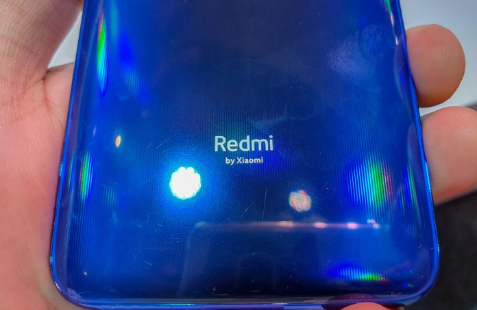 Xiaomi Redmi Y3 Review Can you see scratch marks