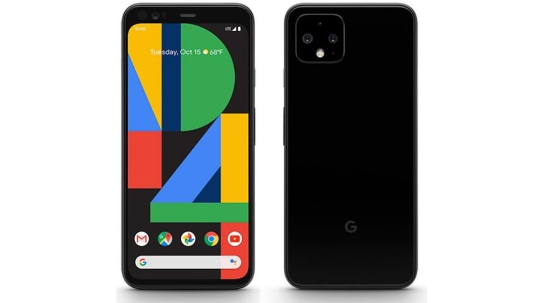 Google Pixel 4 XL preview