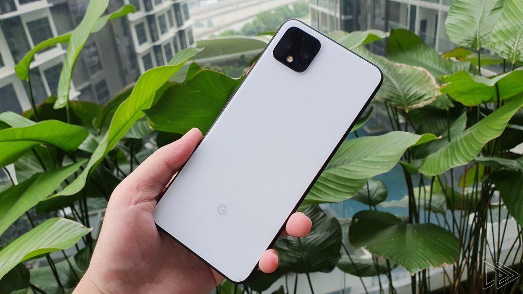 Google Pixel 4 leaked