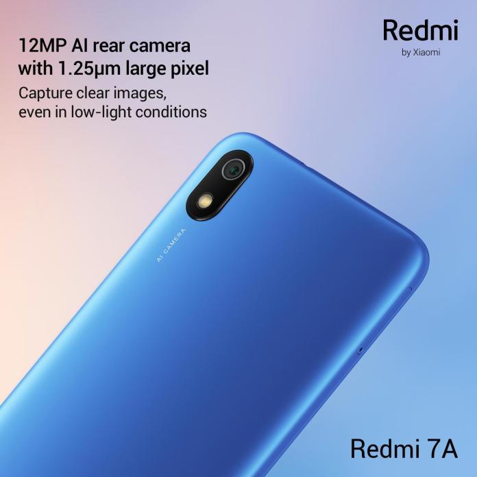 Redmi 7A vs Realme C2 specs comparison