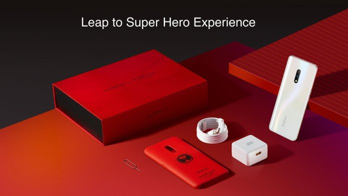 Realme X Spiderman edition launched in India