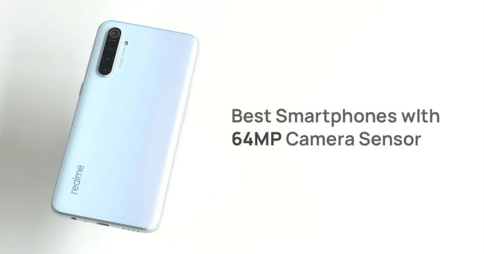 64MP camera Smartphones