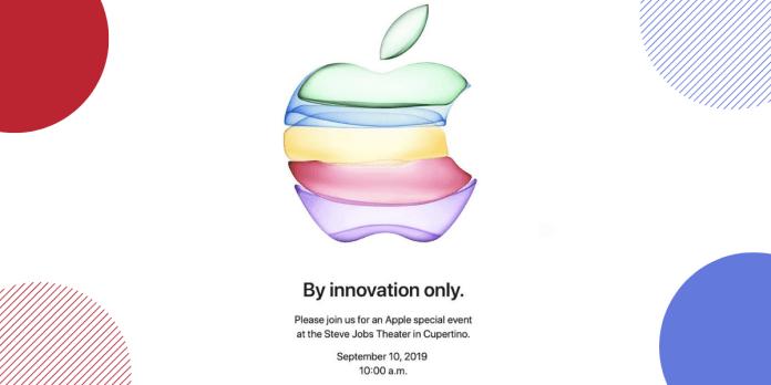 Apple iPhone 11 September 10