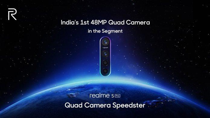 Realme 5 Pro 48MP Quad Camera