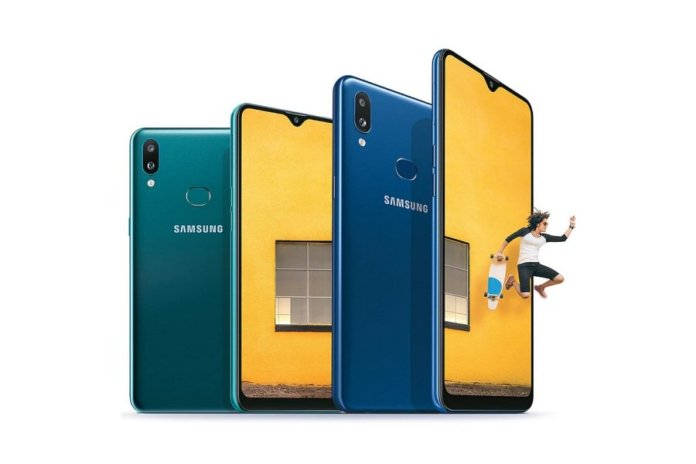 Samsung Galaxy A10s launched in India
