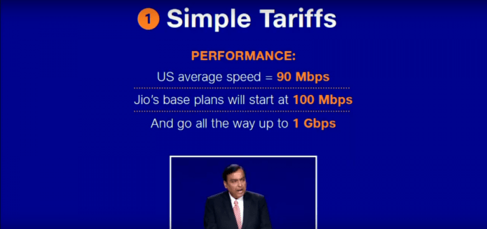Jio Fiber Price, Availability, Registration, features