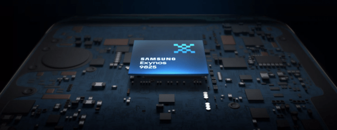 Samsung Exynos 9825 announced