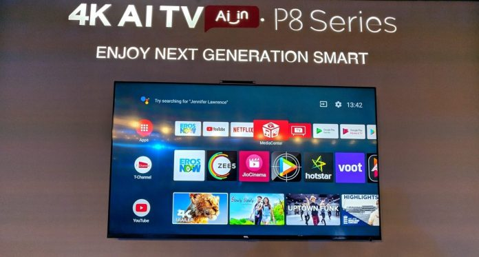 TCL P8S