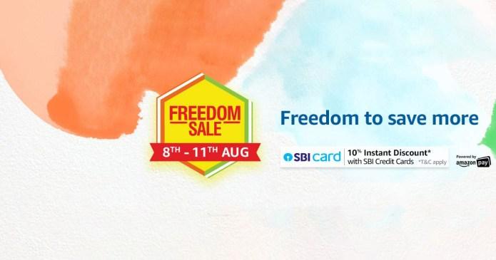 Amazon Freedom Sale 2019