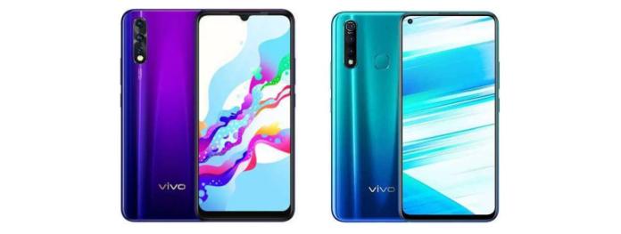 Vivo Z1X vs Vivo Z1 Pro