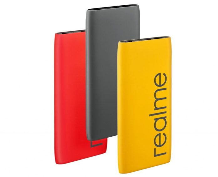 Realme 10,000mAh power banks launched in India
