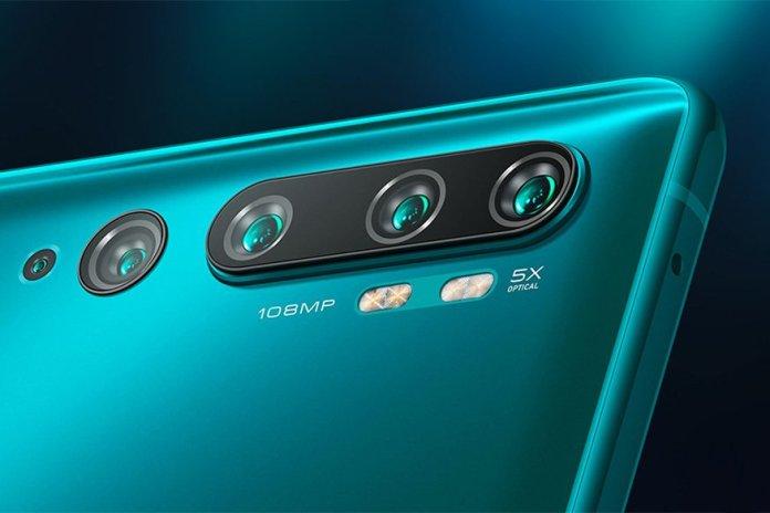 Xiaomi Mi Note 10, oficialmente el primer teléfono con una cámara de 108MP 1