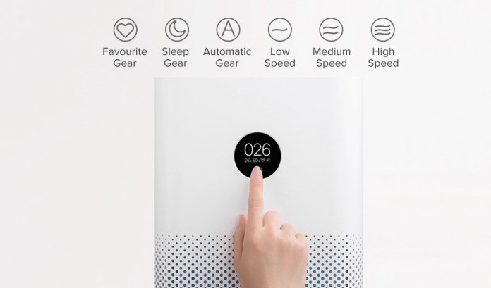 Mi Air Purifier 3 launched in India