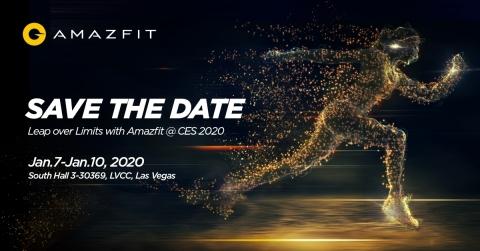 Amazfit CES 2020
