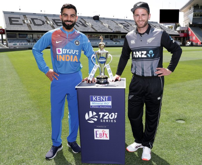 India Vs New Zealand live stream
