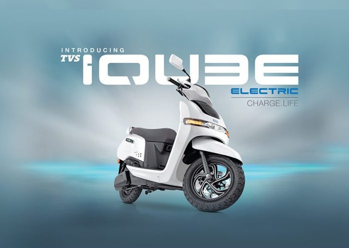 TVS iCube launched in India