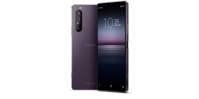 Xperia 1 II goes official