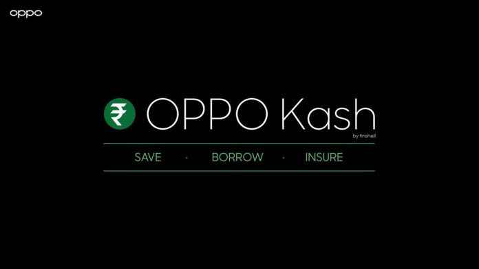 Oppo Kash launched in India