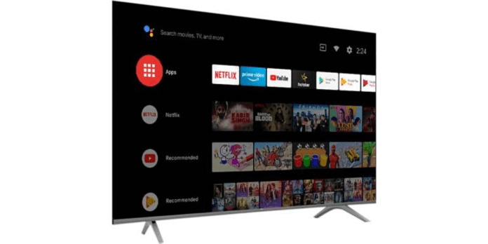 Vu 4K LED TV series launched in India