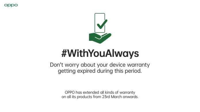 يساعد OPPO Mobile الهند في مكافحة أزمة COVID-19 1