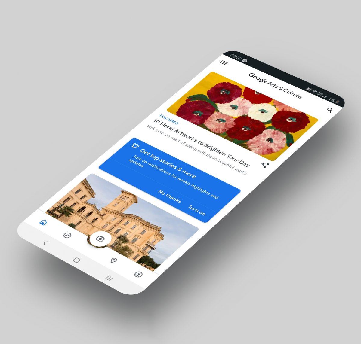 Remember Prisma? Google Arts & Culture app offers a similar feature