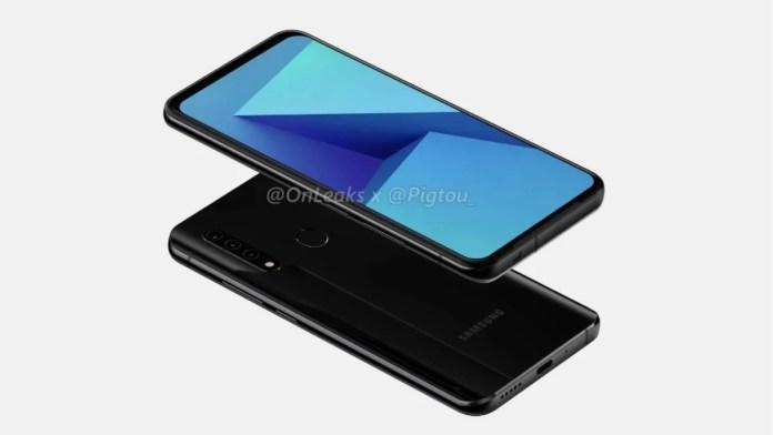 تقرير عن هاتف Samsung Pop-Up Selfie Camera: Report 1