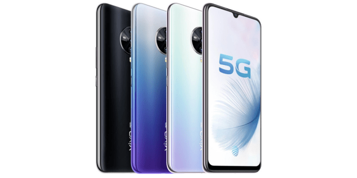 Vivo S6 5G goes official