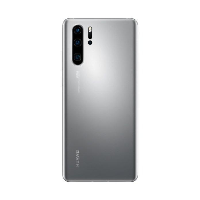 يأتي Huawei P30 Pro New Edition بلون Silver Frost مع خدمات Google 1