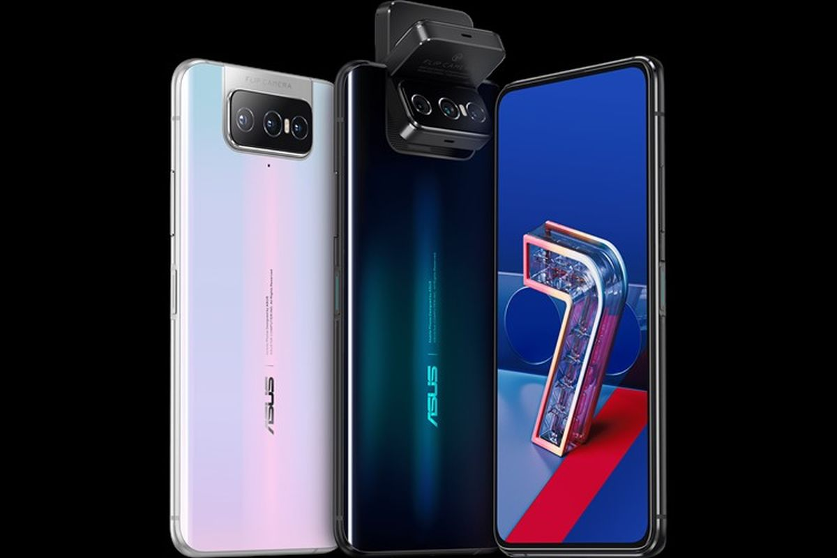 Asus Zenfone 7, 7 Pro with a triple flip cam and 90Hz AMOLED display go official - Smartprix.com