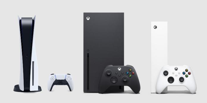 PS5 vs Xbox Series X vs Xbox Series S specs comparison