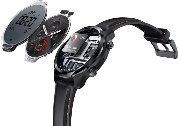 TicWatch Pro 3 launched in India