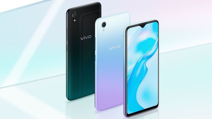 Vivo Y1s launched in India