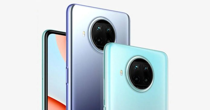 Redmi Note 9 5G series go official