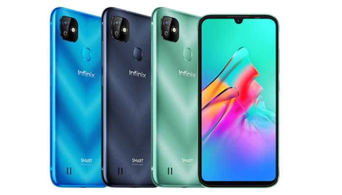 Infinix Smart HD 2021 launched in India
