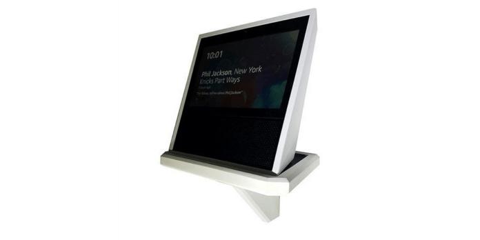 Amazon Echo Wall-mountable Command center