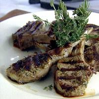 Nightshade Free Grilled Lamb Chops Recipe