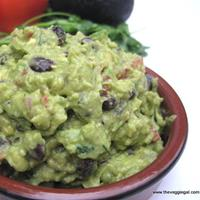 Nightshade Free Black Bean Guacamole Recipe