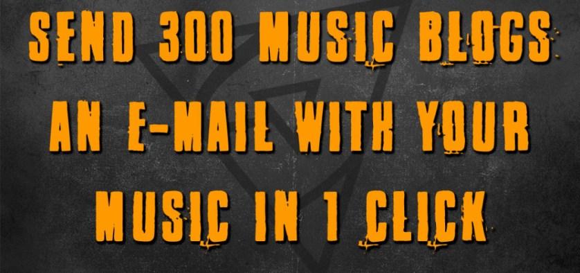 300 music blogs