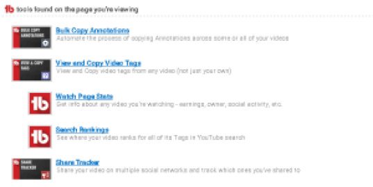 Youtube cool tools