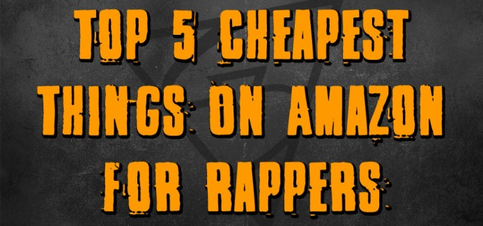 rapper stuff on amazon