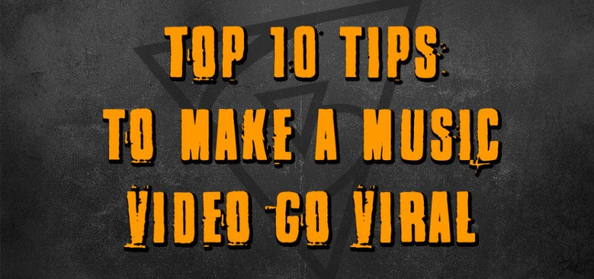 how to make a music video go viral