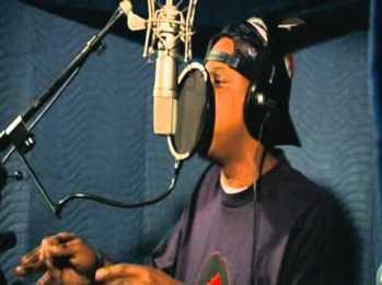 Jay Z recording verse in one take