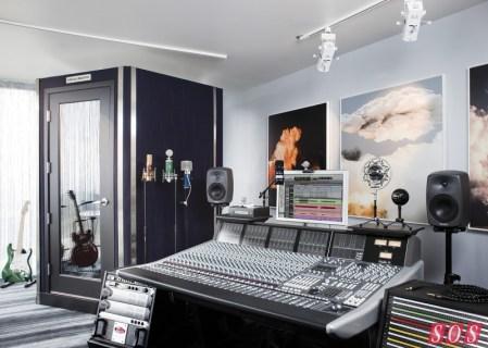 best rapper home studio