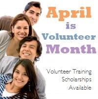 Volunteer Training Scholarships