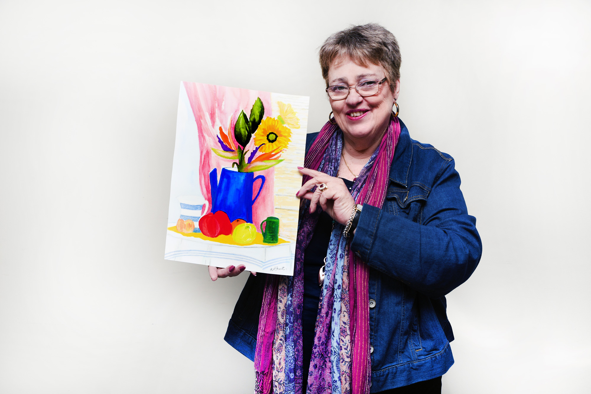 Meet Kerry Artist And Smart Recovery Peer Facilitator