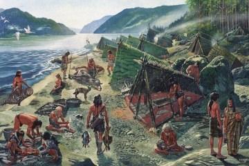Nuestros antepasados tenían una alimentación muy diferente a la nuestra