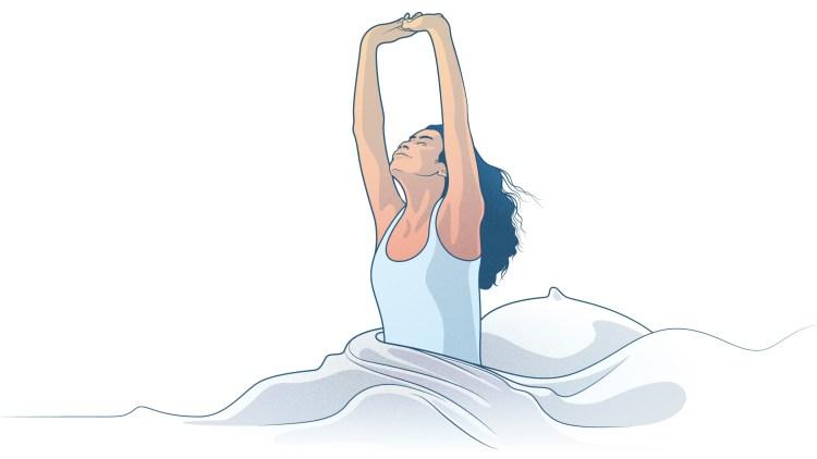 Despertarse de forma óptima por la mañana
