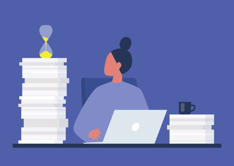 Trabajar por horarios o por listas de tareas