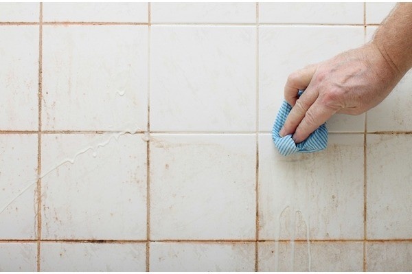 easy removal of mould mildew stains from tiles grout smartseal